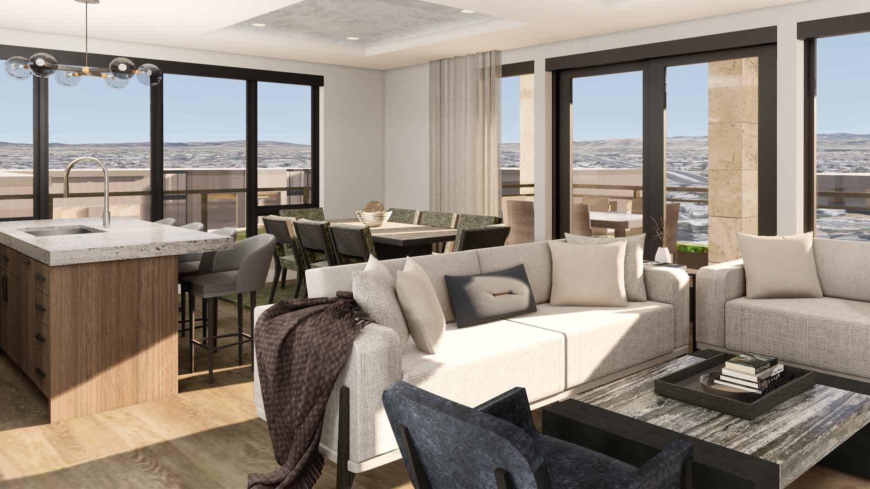 Luxury Apartments in Henderson, NV | Life Time Living
